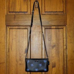 Coach Star Canyon Quinn Crossbody Shoulder Bag Limited Edition F35877 Black,Blue